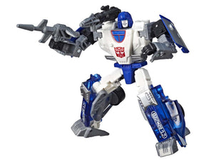 Transformers Siege War For Cybertron Deluxe Mirage Action Figure