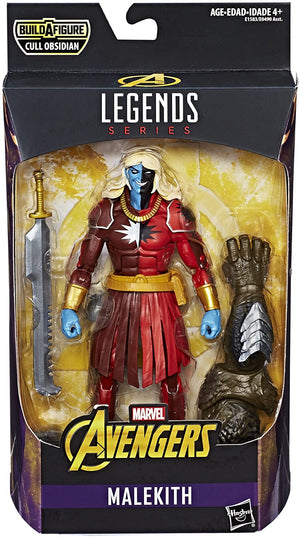 Marvel Legends Avengers Infinity War Malekith Action Figure