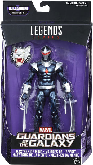 Marvel Legends Guardians Of The Galaxy Vol2 Series Darkhawk Action Figure