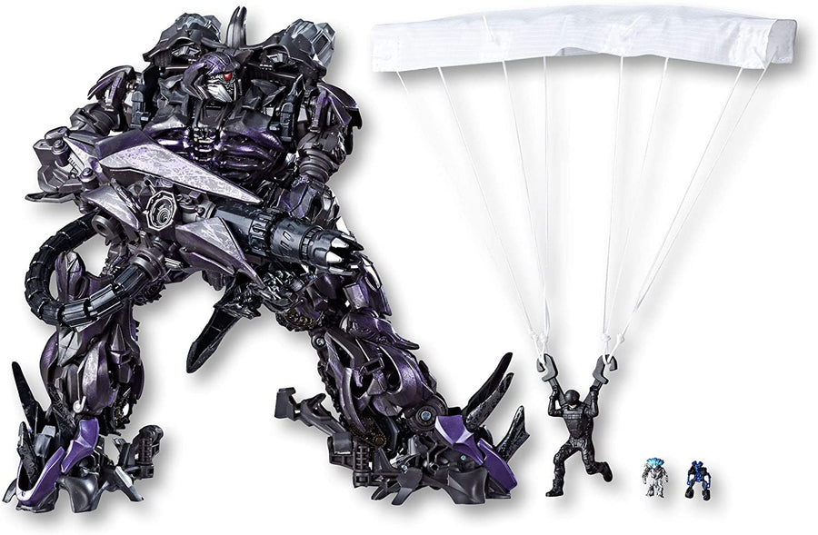 Transformers Studio Series Dark Of The Moon Leader Shockwave Action Figure