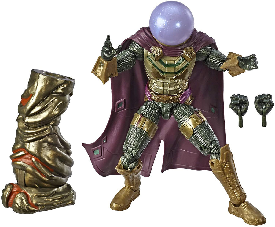 Marvel Legends Spider-Man Far From Home Series Mysterio Action Figure