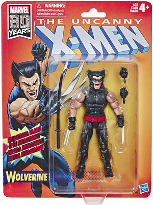 Marvel Legends Vintage Collection Uncanny X-Men Wolverine