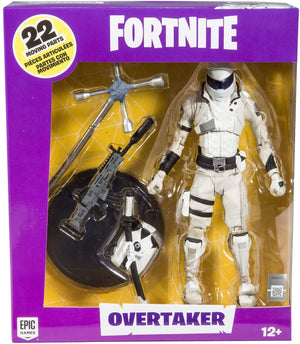 Fortnite Overtaker 7 Inch Action Figure