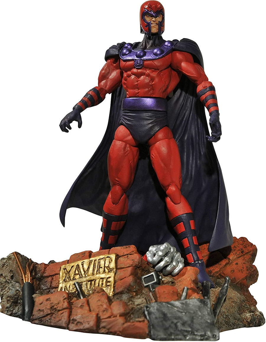 Marvel Diamond Select Magneto Action Figure