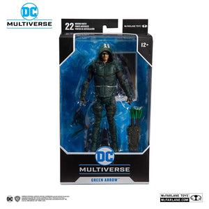 DC Multiverse McFarlane Series Green Arrow Action Figure Pre-Order