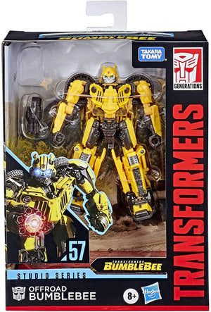 Transformers Studio Series Bumblebee Deluxe Jeep Bumblebee Action Figure Pre-Order