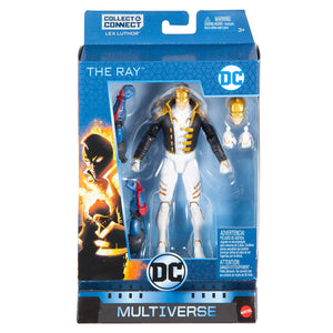 DC Multiverse Lex Luthor Rebirth Series The Rey Action Figure