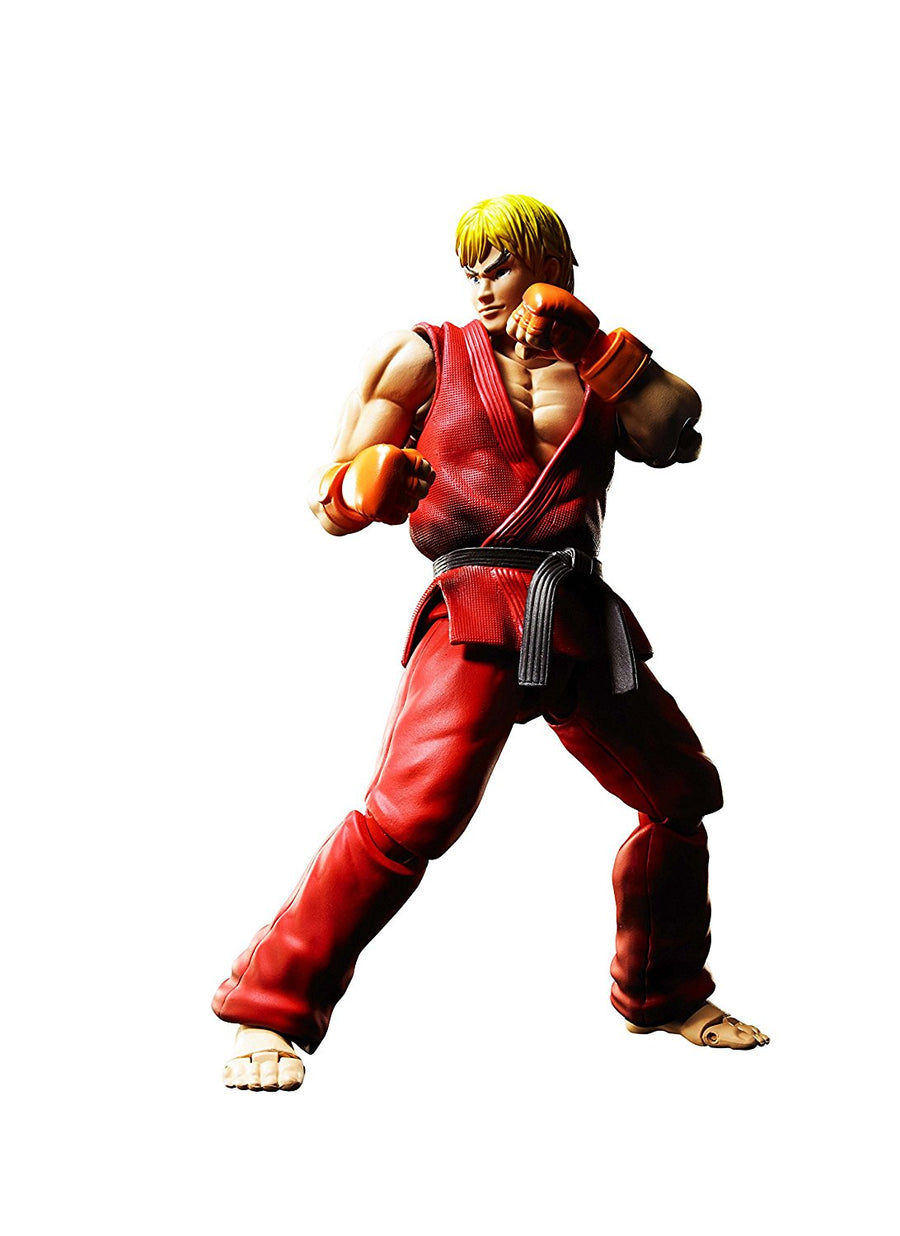Street Fighter SH Figuarts Ken Masters Action Figure #7