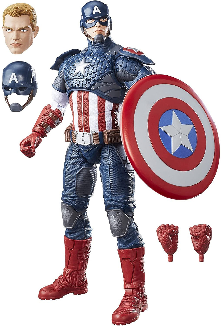 Marvel Legends 12 Inch Captain America Action Figure