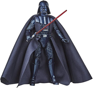 Star Wars Black Series 40th Anniversary Empire Strikes Back Exclusive Carbonized Darth Vader Action Figure