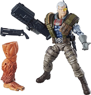 Marvel Legends Deadpool Series 90's Cable Action Figure