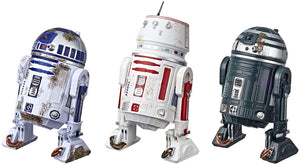 Star Wars Black Series Exclusive Red Squadron Droids Action Figure 3-Pack