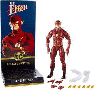 DC Multiverse Deluxe TV Series The Flash Action Figure - Action Figure Warehouse Australia | Comic Collectables