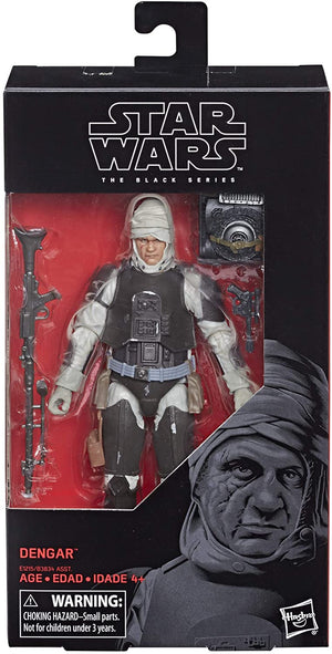 Star Wars Black Series Dengar #74 Action Figure