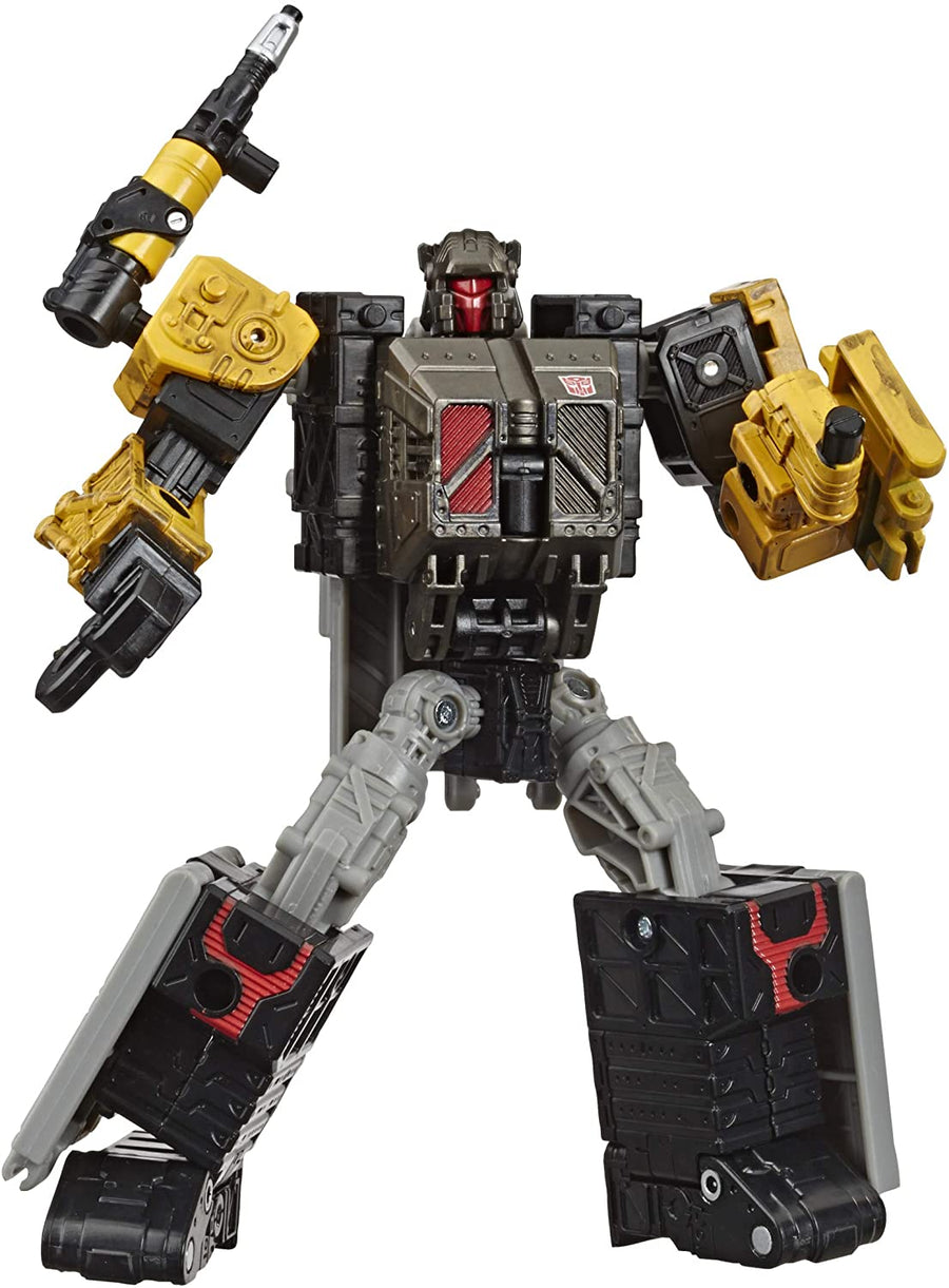 Transformers Earthrise War For Cybertron Deluxe Ironworks Action Figure Pre-Order