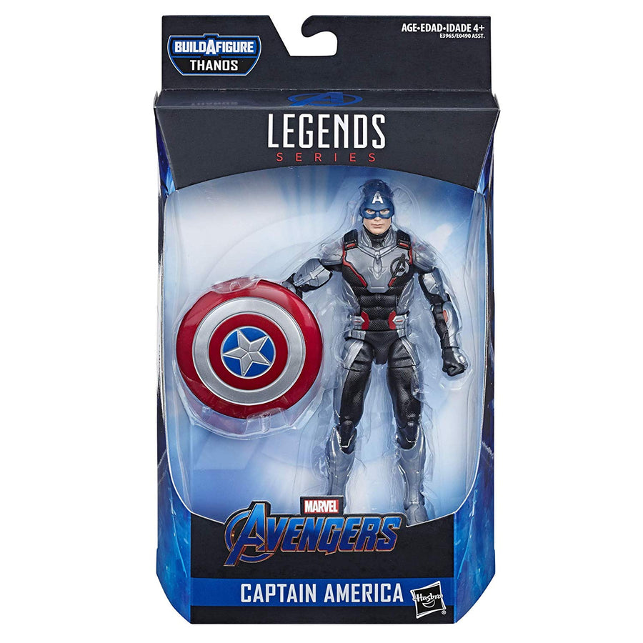 Marvel Legends Avengers End Game Series Captain America Action Figure