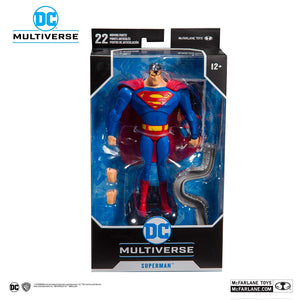 DC Multiverse McFarlane Series Superman The Animated Series Action Figure Pre-Order