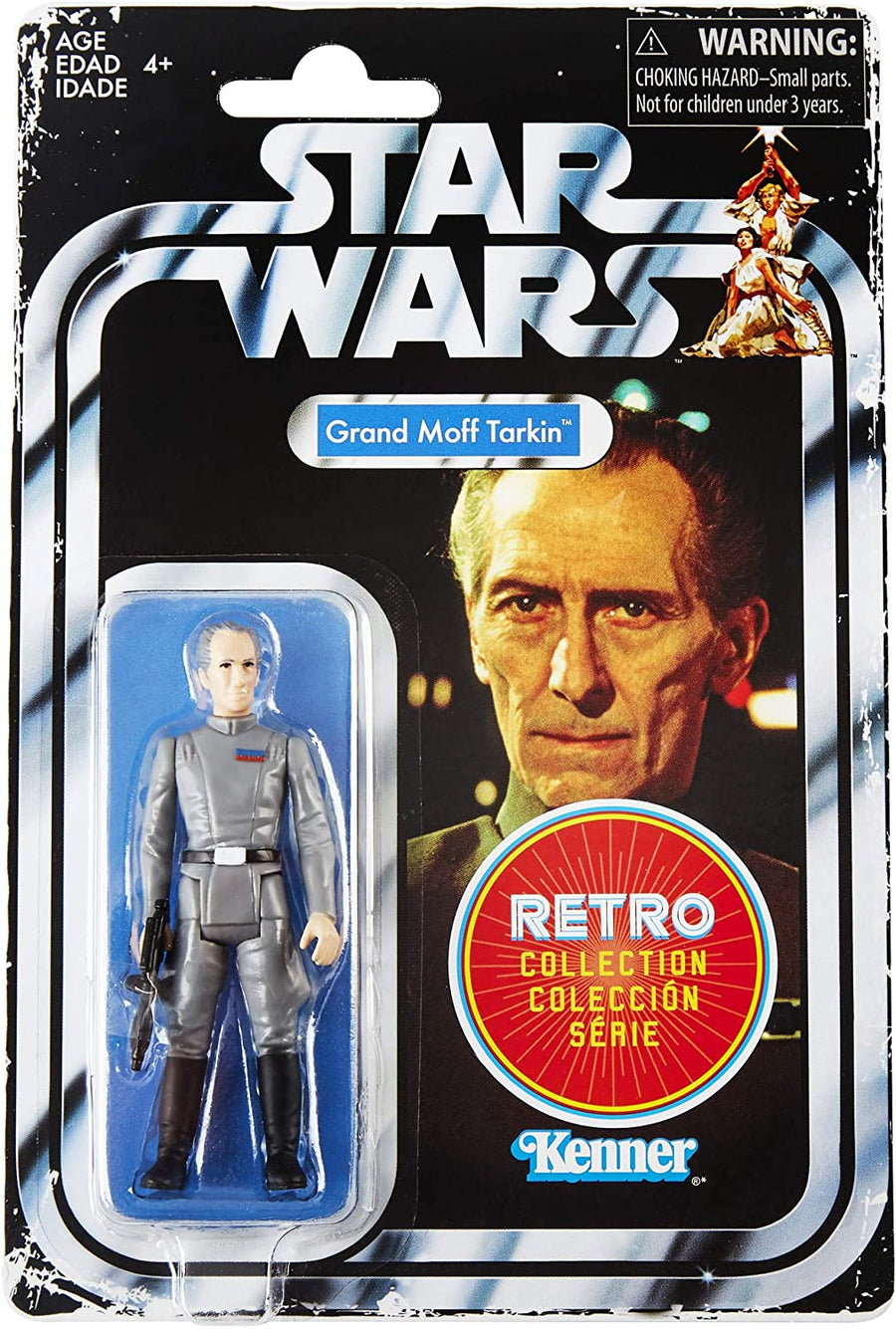 Star Wars The Retro Board Game w/ Moff Tarkin Action Figure Pre-Order