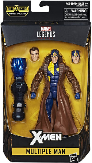 Marvel Legends X-Men Multiple Man Action Figure