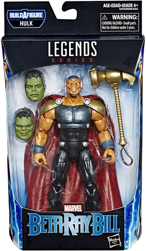 Marvel Legends Avengers Series Beta Ray Bill Action Figure Pre-Order