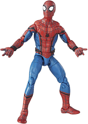 Marvel Legends Spider-Man Homecoming Series Spider-Man MCU Action Figure