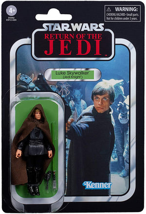 Star Wars The Vintage Collection Luke Skywalker Jedi Knight Action Figure Pre-Order