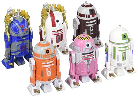 Star Wars Astromech 6 Pack Exclusive 3.75 Inch Action Figure