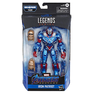 Marvel Legends Avengers End Game Series Iron Patriot Action Figure Pre-Order