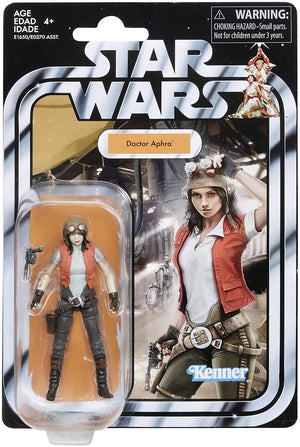 Star Wars The Vintage Collection Dr Aphra Action Figure