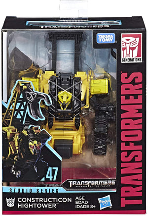 Transformers Studio Series Revenge of the Fallen Deluxe Constructicon Hightower Action Figure Pre-Order
