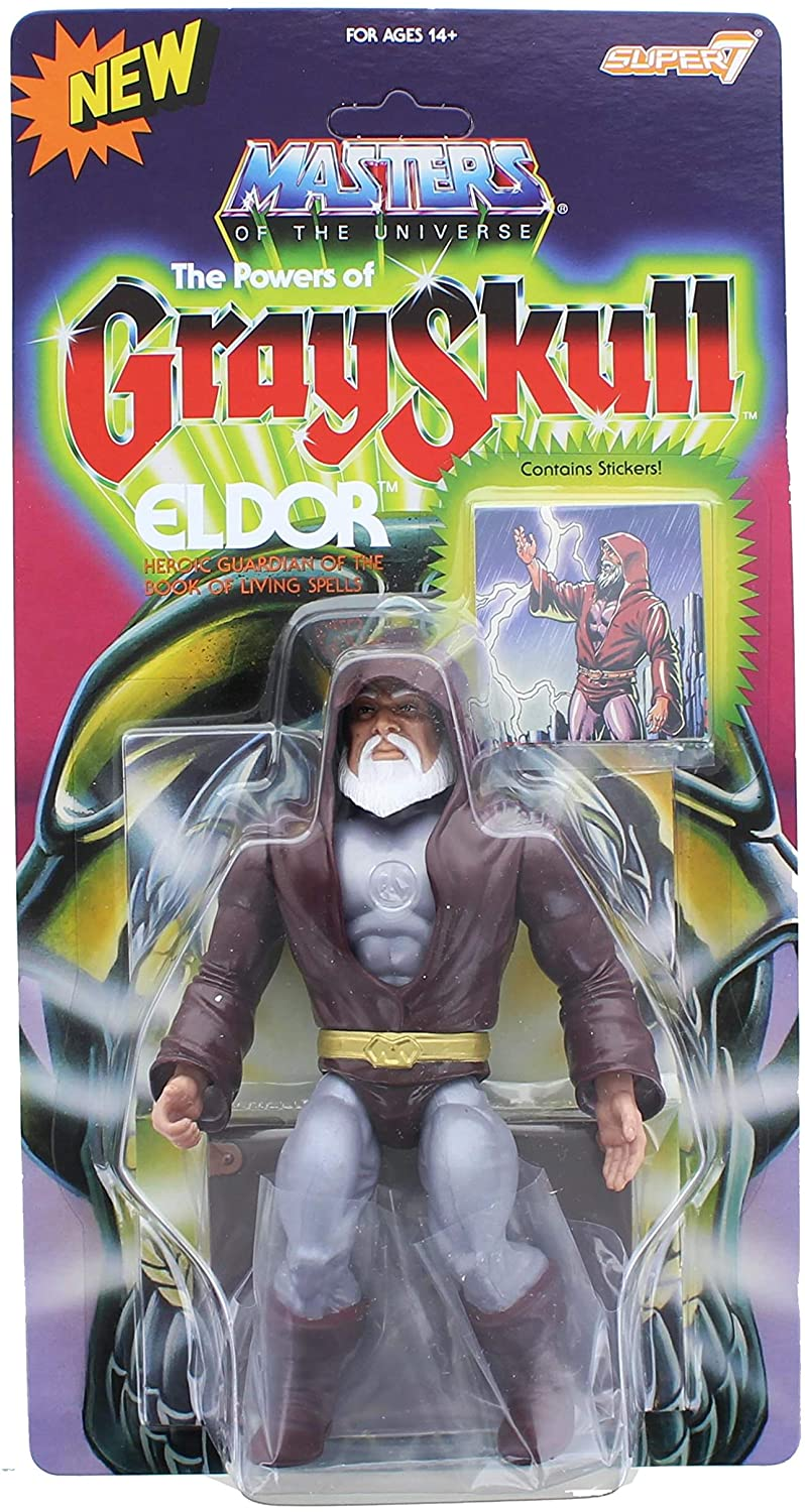 Masters Of The Universe Vintage Eldor Action Figure