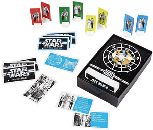 Star Wars The Retro Board Game w/ Moff Tarkin Action Figure