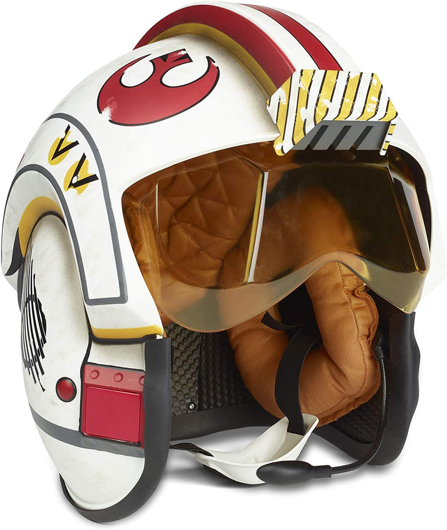 Star Wars Black Series Luke Skywalker X-Wing Electronic Helmet 1:1 Scale Prop Replica