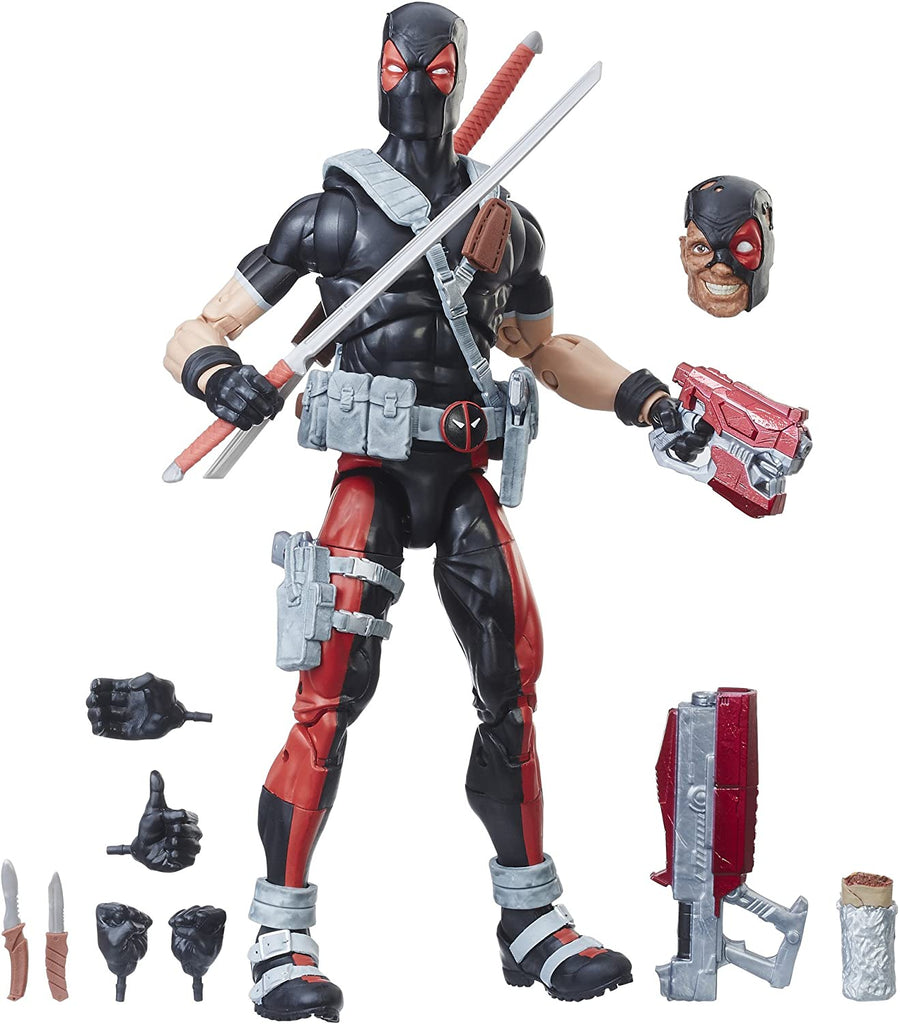 Marvel Legends 12 Inch Agents Of Weapon-X Deadpool Action Figure