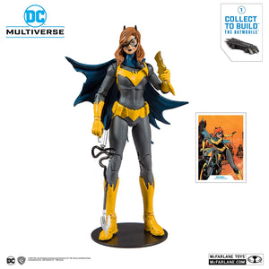 DC Multiverse McFarlane Batmobile Series Batgirl Action Figure