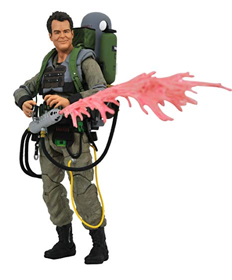 Ghostbusters 2 Diamond Select Ray Slime Blower Series 8 Action Figure