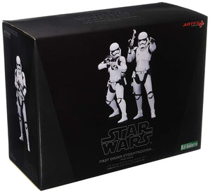 Star Wars Kotobukiya Artfx+ First Order Stormtrooper 2-Pack 1:10 Scale Statue