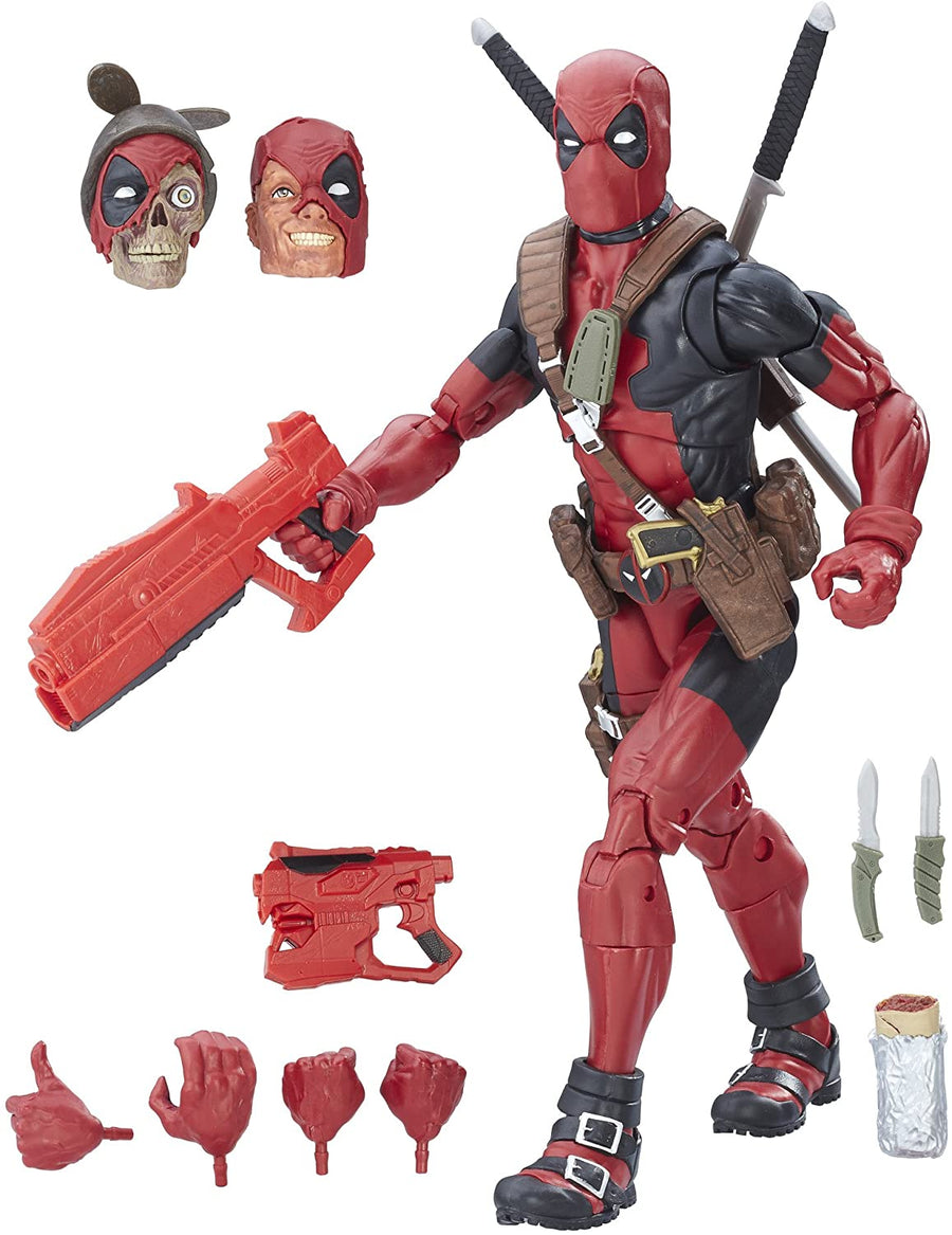 Marvel Legends 12 Inch Deadpool Action Figure