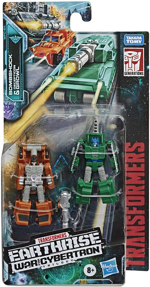 Transformers Earthrise War For Cybertron Micromasters Military Patrol Action Figure Pre-Order