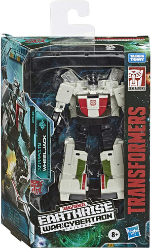 Transformers Earthrise War For Cybertron Deluxe Wheeljack Action Figure Pre-Order