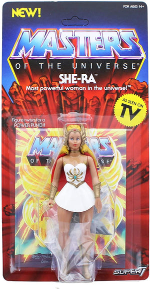 Masters Of The Universe Vintage She-Ra Action Figure