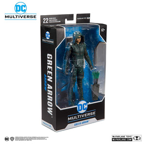 DC Multiverse McFarlane Series Green Arrow Action Figure