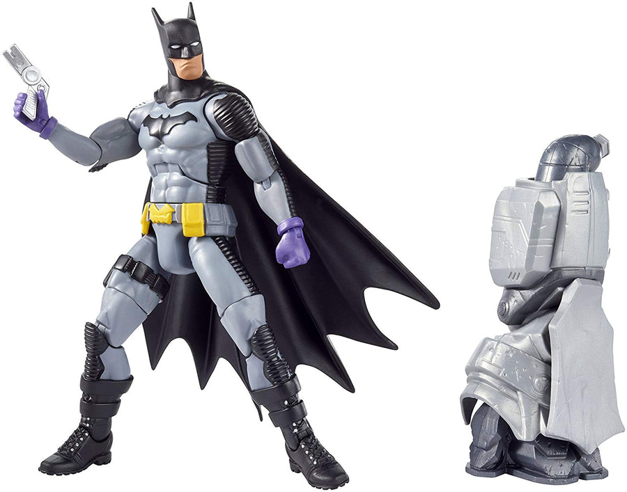 DC Multiverse Batman Zero Year Action Figure