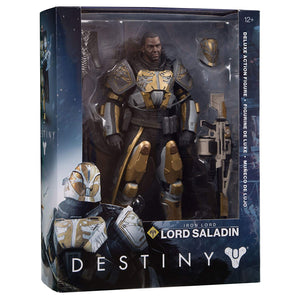 Destiny Iron Lords Lord Saladin 10 Inch Action Figure