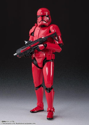Star Wars Bandai SH Figuarts Rise Of Skywalker Sith Trooper Action Figure