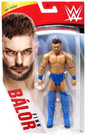 WWE Wrestling Basic Series 2020 Top Picks Finn Balor Action Figure