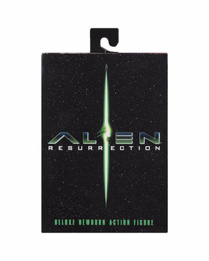 Alien Neca Deluxe Alien Resurrection Newborn Action Figure