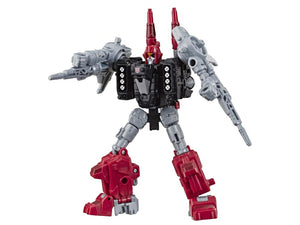 Transformers Generations Selects War For Cybertron Deluxe Powerdasher Cromar Action Figure