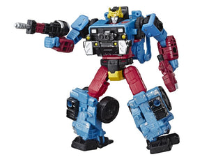 Transformers Generations Selects War For Cybertron Deluxe Hot Shot Action Figure