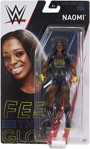 WWE Wrestling Basic Series #84 Naomi Action Figure